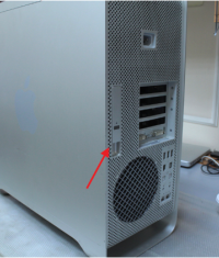 Как самому разобрать сервер Mac Pro 2011