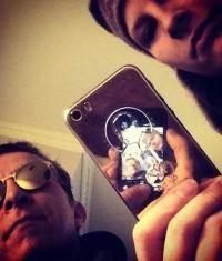Охлобыстин купил iPhone с изображением Путина