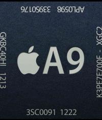 Основным сборщиком чипов A9 будет главный конкурент Apple