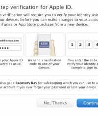 Apple вводят верификацию Apple ID по СМС ещё для ряда стран