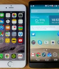 MWC 2015: iPhone 6 и LG G3 – лучшие смартфоны на выставке