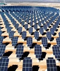 Apple построит долину из солнечных батарей в Калифорнии