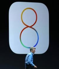 iOS 8 уже установили на 60% iOS-устройств