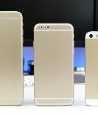 Apple увеличило производство iPhone 6 Plus и iPhone 6