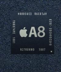 Apple начала производство новых процессоров A8