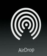 AirDrop теперь работает на iOS и на OS X