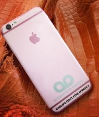Розовый iPhone 6! Такого вы еще не видели!