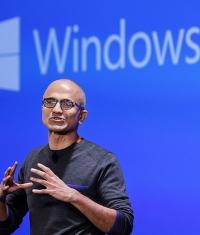 На презентации Windows 10 все журналисты были с MacBook