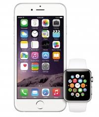 iPhone с интерфейсом Apple Watch. Такого вы еще не видели!
