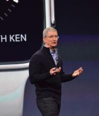 Тим Кук презентовал Apple Watch