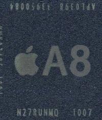Samsung отказалась от контракта на производство чипов Apple A8