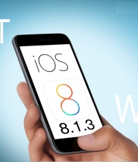 На этой неделе может выйти iOS 8.1.3