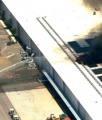 Apple в огне: загорелся дата-центр в Аризоне
