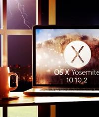Вышла OS X Yosemite 10.10.2