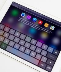 Главное новшество iPad Air 2 – антибликовый дисплей