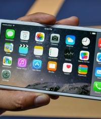 iPhone 6 – смартфон года