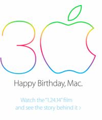 Apple сняли ролик к памяти 30-летия Mac на iPhone 5S