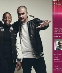 Apple будет снимать уникальный контент для Apple Music со звездами