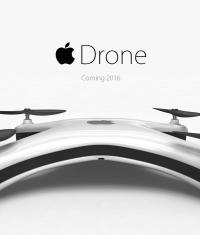 Концепт квадрокоптера от Apple