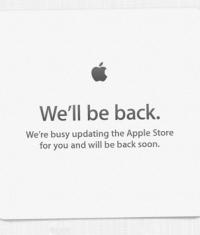 Apple закрыла на обновление ассортимента онлайн-магазин Apple Store