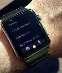 Продажи черных Apple Watch в магазинах начнутся позже других моделей