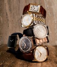 Продажи швейцарских часов существенно сократились на фоне выхода Apple Watch