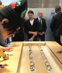 Apple откроет магазин с Apple Watch в торговом центре Токио