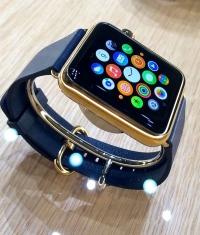 Низкий спрос на Apple Watch привел к забитым складам поставщиков