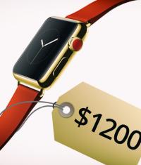 Apple Watch Edition должны стоить в 10 раз дешевле