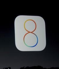 iOS 8 представлена официально на WWDC 2014