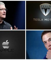 Калаканис: Apple выкупит Tesla Motors за следующие 18 месяцев