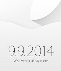 Приглашение на презентацию iPhone 6/iOS 8/iWatch