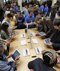 Apple обменивает старые iPad на новые