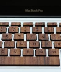 Необычная клавиатура Macbook – новый патент
