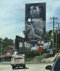 Глобальная рекламная кампания Apple Music стартовала (Фото)