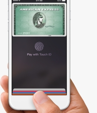American Express рекламирует Apple Pay (Видео)