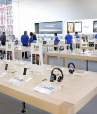Статистика продаж Apple во II-квартале 2014 года