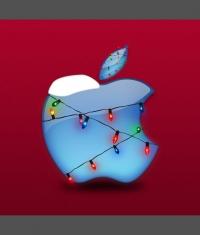 Apple готовит свои магазины к зимним праздникам