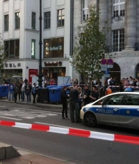 Берлинский Apple Store снова ограбили