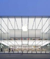 24 апреля откроют новый Apple Store в Китае