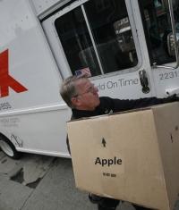 В США произошла биологическая атака на Apple Store