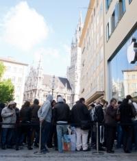 Apple запускает Trade-in в своих магазинах в Германии