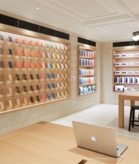 Apple улучшит дизайн Apple Store