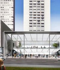 Двухэтажный Apple Store появится в Сан-Франциско