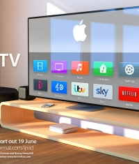 Apple может выпустить телевизор Ultra HD в 2016 году