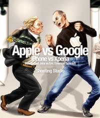 Компания Apple подала в суд на корпорацию Google из-за нарушения прав потребителей
