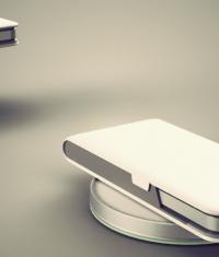 Apple зарегистрировала патент на беспроводную зарядку
