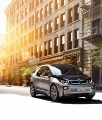 BMW i3 будет основой для Apple Car