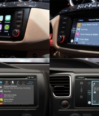 Автомагнитолы от Pioneer и Alpine будут оснащены функцией CarPlay