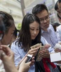 Начались официальные продажи iPhone 6 и iPhone 6 Plus в Китае